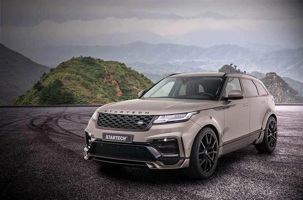 Range Rover Velar от Startech