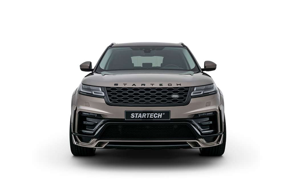 Первый тюнинг Range Rover Velar от Startech