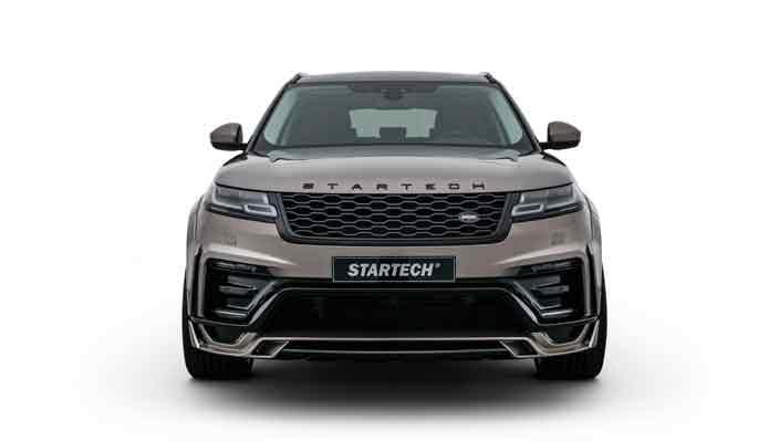 Первый тюнинг Range Rover Velar от Startech официально | фото