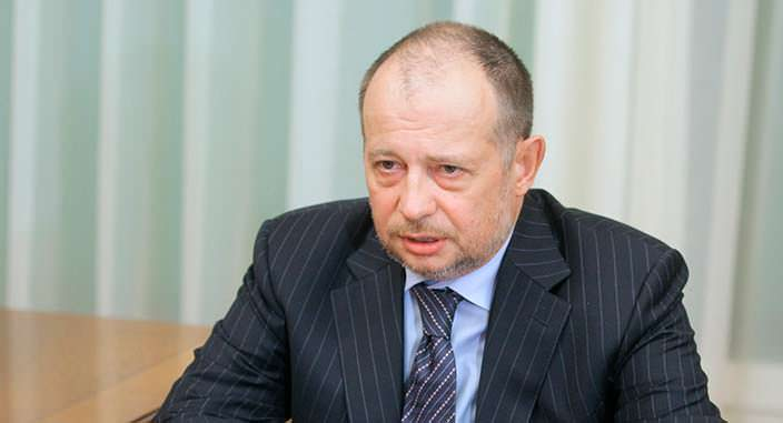 Миллиардер из России Владимир Лисин