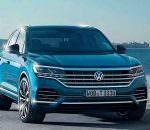 Новый Volkswagen Touareg 2019 года показали в Китае | фото