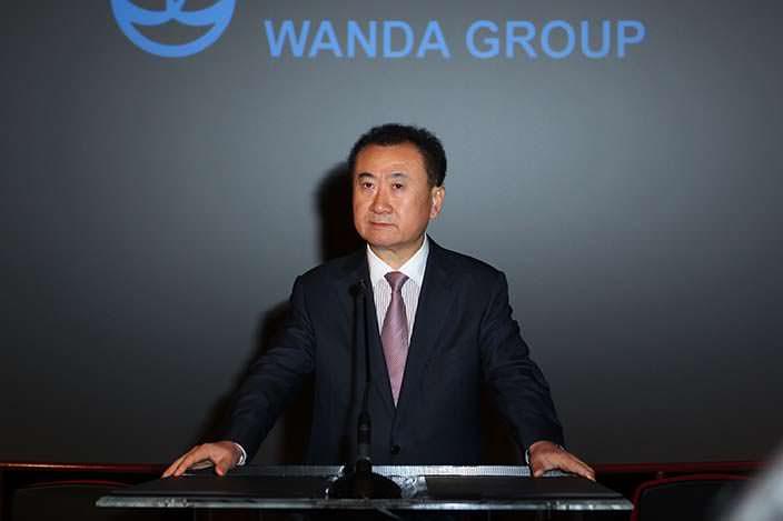 Китайский миллиардер Ван Цзяньлинь