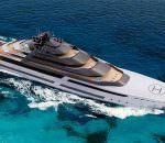 В MUB Design сделали два концепта яхт длиной 120 метров | фото