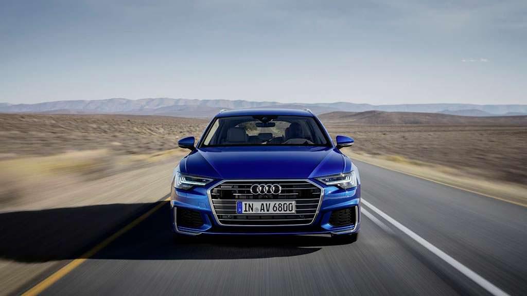 Новый универсал Audi A6 Avant