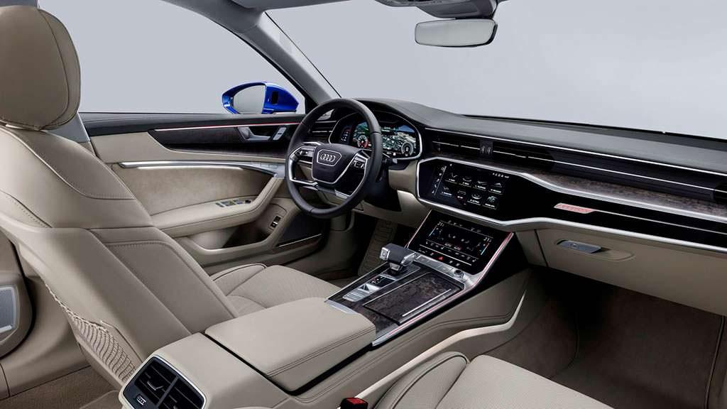 Фото салона Audi A6 Avant C8