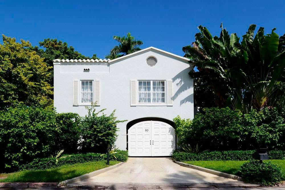Недвижимость Аль Капоне в Майами