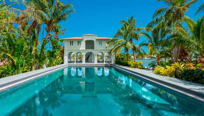 Дом Аль Капоне в Майами продается. Цена $14,9 млн, фото