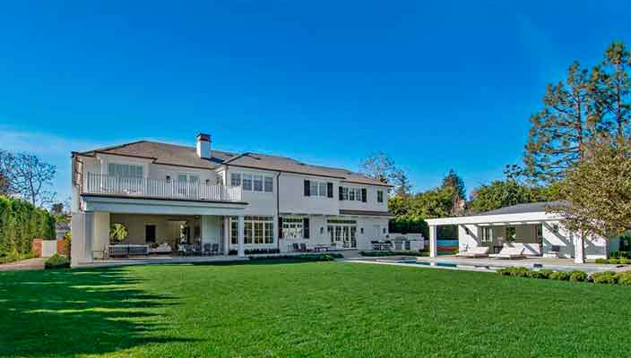 Бен Аффлек покупает дом в Пасифик Палисадес | цена и фото