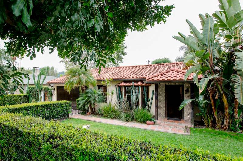 Холостяцкий дом-бунгало в Калифорнии