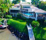 Певица Кэти Ли Гиффорд продает дом с причалом | фото и цена