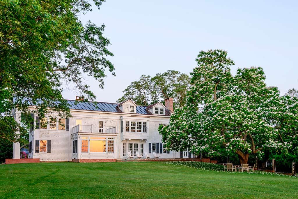 Дом в колониальном стиле супермодели Кристи Бринкли