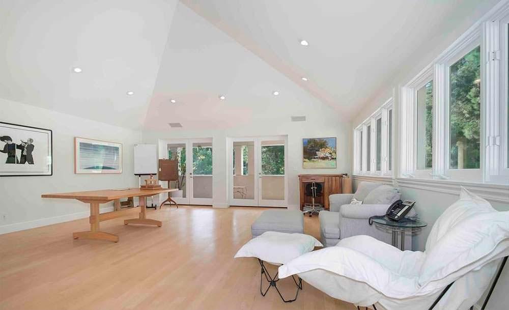 Дизайн интерьера дома знаменитости