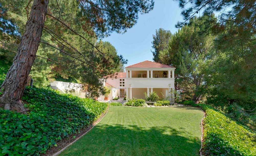 Дом в средиземноморском стиле в Лос-Анджелесе