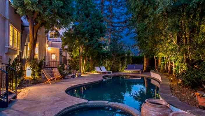 Леонардо Ди Каприо купил дом в Лос Фелис у Moby | фото, цена