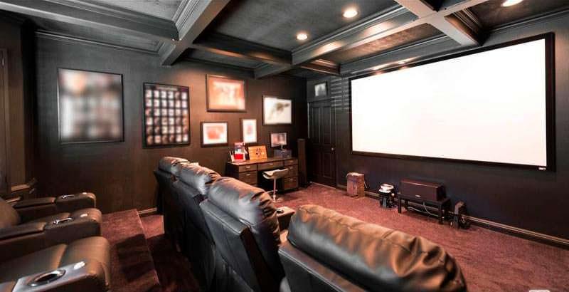Домашний кинотеатр Dolby 5.1