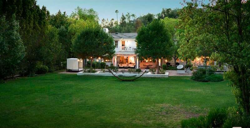 Дом Омара Си в Калифорнии