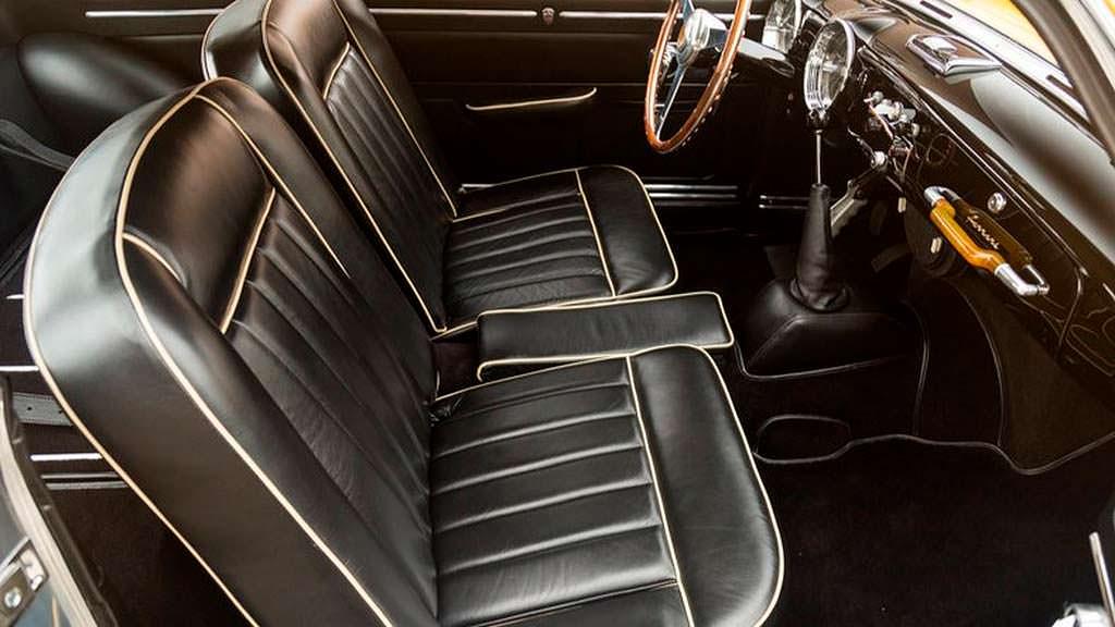 Фото салона Ferrari 212 Inter 1952 года