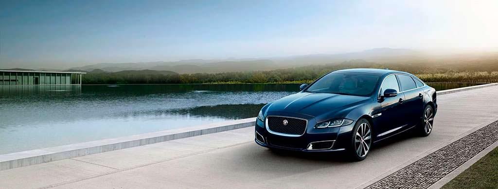 Новый Jaguar XJ50