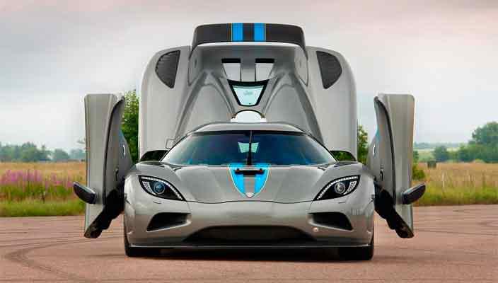 Самый быстрый автомобиль Koenigsegg Agera уходит на покой
