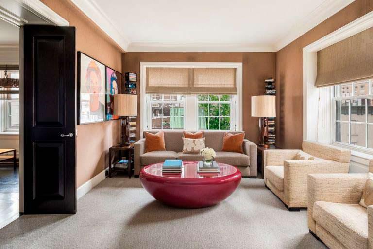 11-комнатная квартира в Нью-Йорке