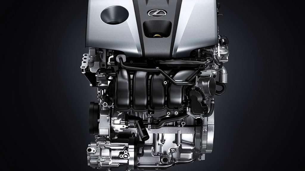 Двигатель 3,5-литра V6 для Lexus ES. Мощность 300 л.с.