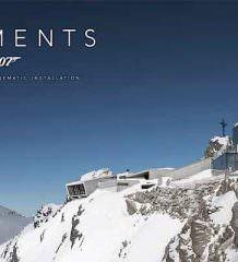 Музей Джеймса Бонда открылся в горах Австрии