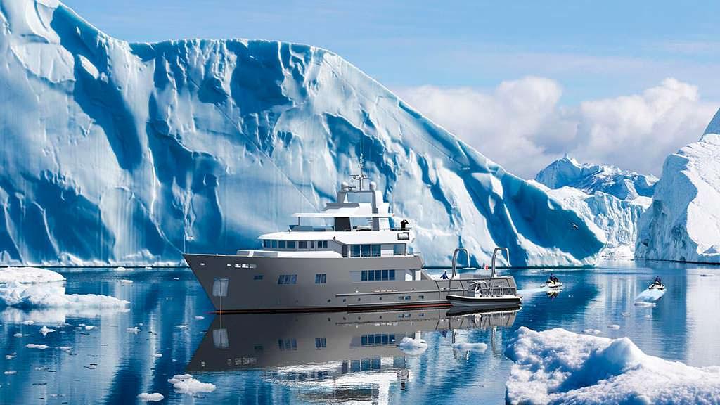 Новая яхта Ocea 125XP