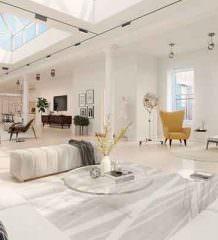 Хайди Клум купила пентхаус в центре Манхэттена | фото, цена