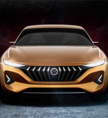Pininfarina показала стильный электро-седан H500 | фото