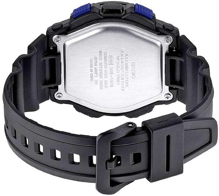 Часы Casio с полимерным ремешком