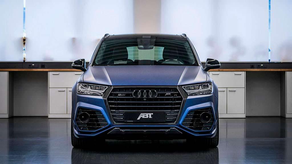 Тюнинг Audi SQ7 TDI от ABT. Цена $266 330