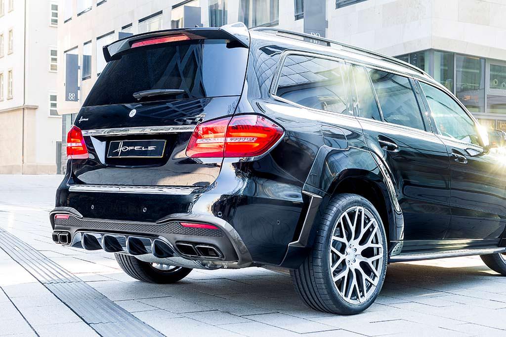 Внедорожник Mercedes-AMG GLS 63. Тюнинг от Hofele