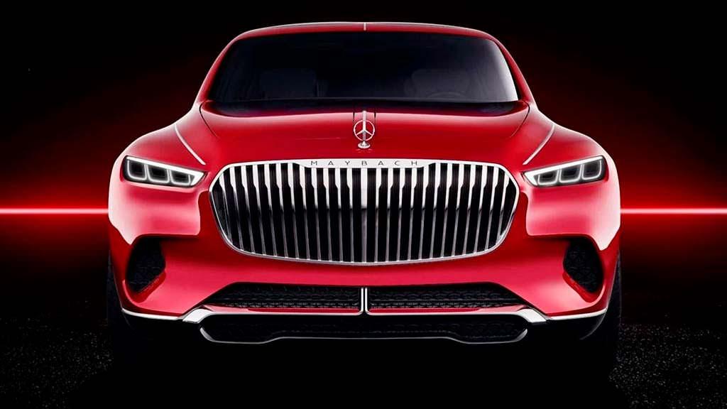 Супер-шикарный внедорожник Mercedes-Maybach