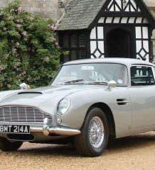 Aston Martin DB5 агента 007 уйдет с молотка. Цена до $2,1 млн