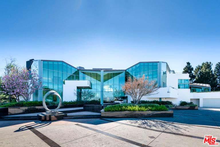 Дом в Беверли-Хиллз за $15,6 млн