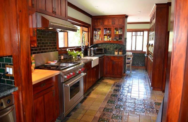 Кухня в доме 1959 года
