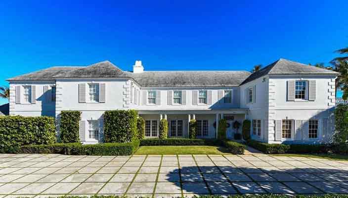 Сестра Дональда Трампа продала дом во Флориде | фото и цена