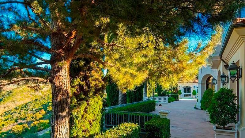 Дом писателя Дина Кунца в Калифорнии