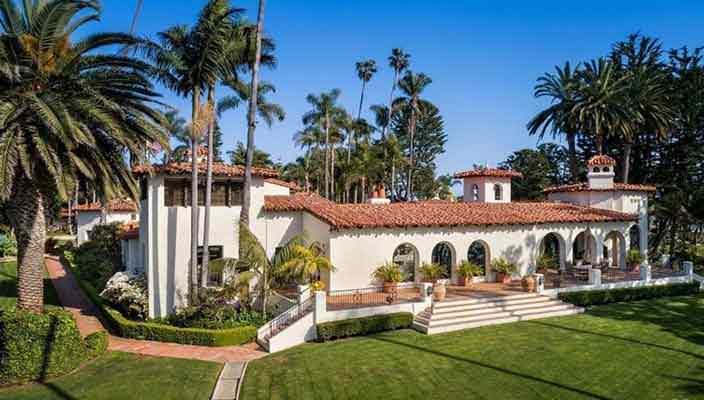 Продается дом президента США Ричарда Никсона в Сан-Клементе
