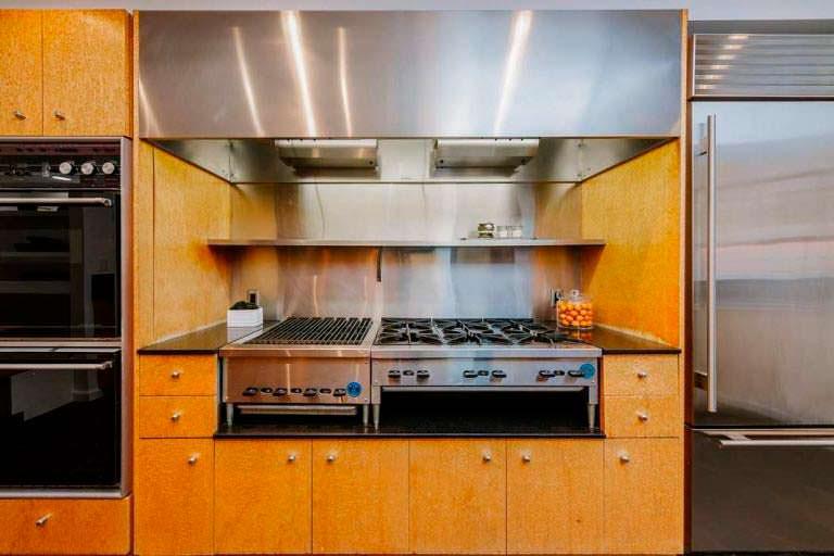 Высококлассная техника на кухне