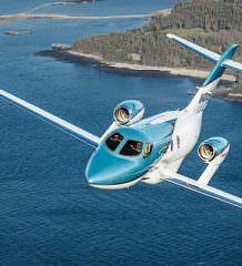 Honda выпустила новый Elite Jet совместно с Longer Range