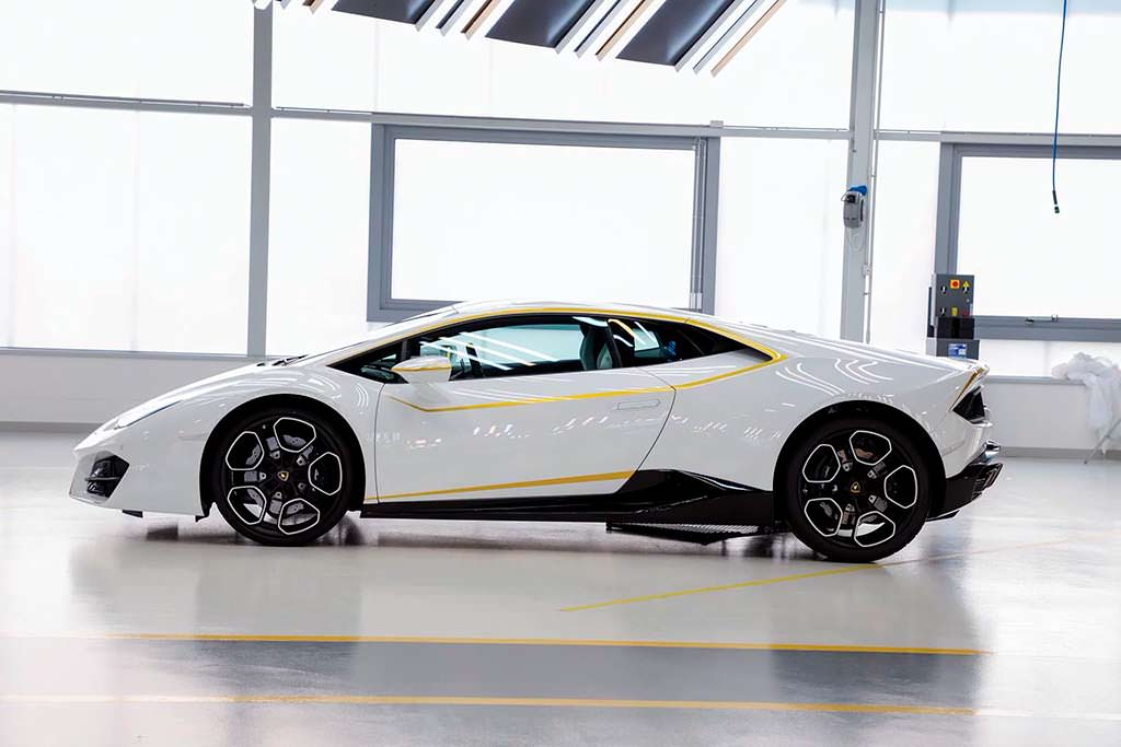 Lamborghini Huracan LP580-2 Папы Римского