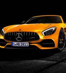 Новый Mercedes-AMG GT S Roadster вышел официально | фото