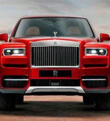 Rolls-Royce Cullinan выкатили официально