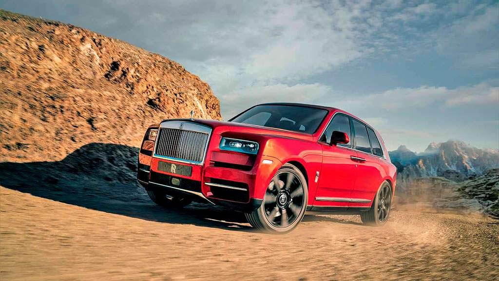 Rolls-Royce Cullinan. Цена от $325 000