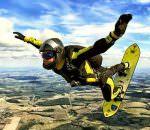 Скайсерфинг – не только экстрим, а и мастерство командной работы