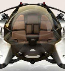 Aston Martin и Triton завершили разработку субмарины Neptune
