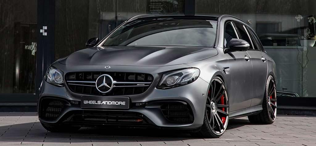 Тюнинг Mercedes-AMG E63 S Estate от Wheelsandmore