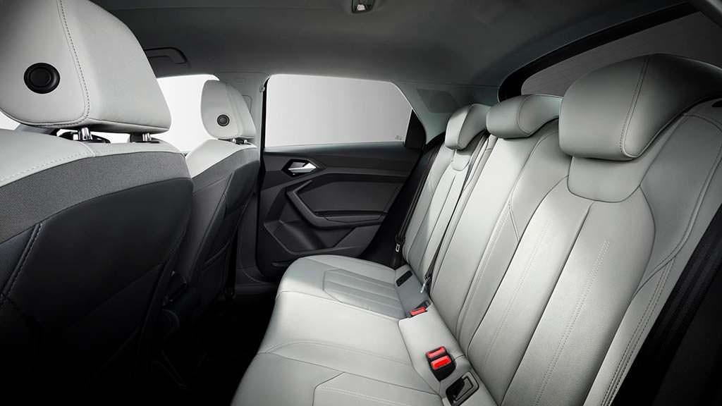 Задний диван Audi A1 Sportback 2019