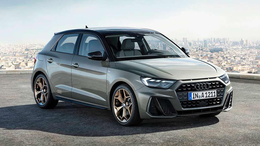 Компактный хэтчбек Audi A1 Sportback 2019